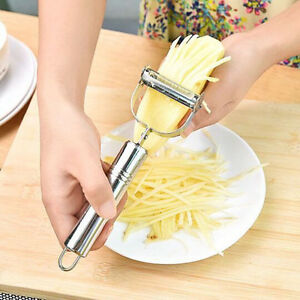 1PC-Stainless-Steel-Potato-Peeler-Carrot-Grater-Julienne-Vegetable