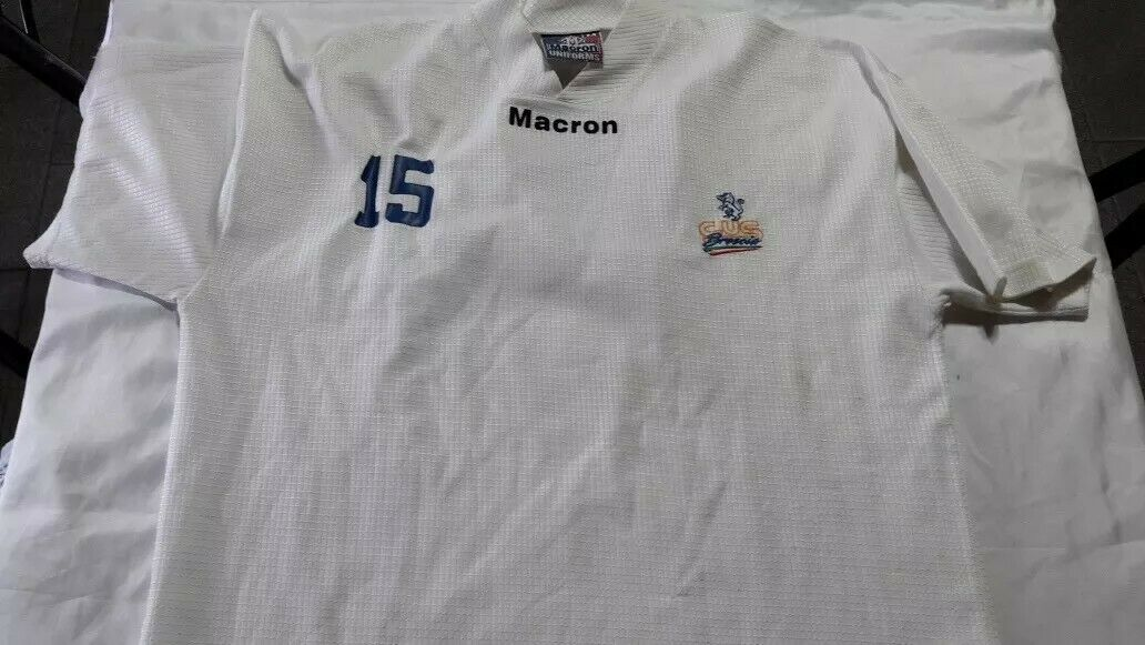 Rara Camiseta De Fútbol Maglia Brescia CUS Centro Universitario  Sport Reproductor De Italia  alta calidad general