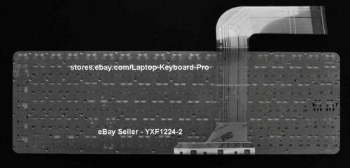 Keyboard for HP Pavilion 15-P000 15t-P000 15-p033ca 15-p050ca 15-p080ca 15z-P000