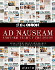 The Onion Ad Nauseam: Another Year of The Onion: v.14 by The Onion (Paperback, 2003)
