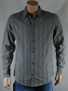 chemise-homme-manches-longues-MEXX-taille-M