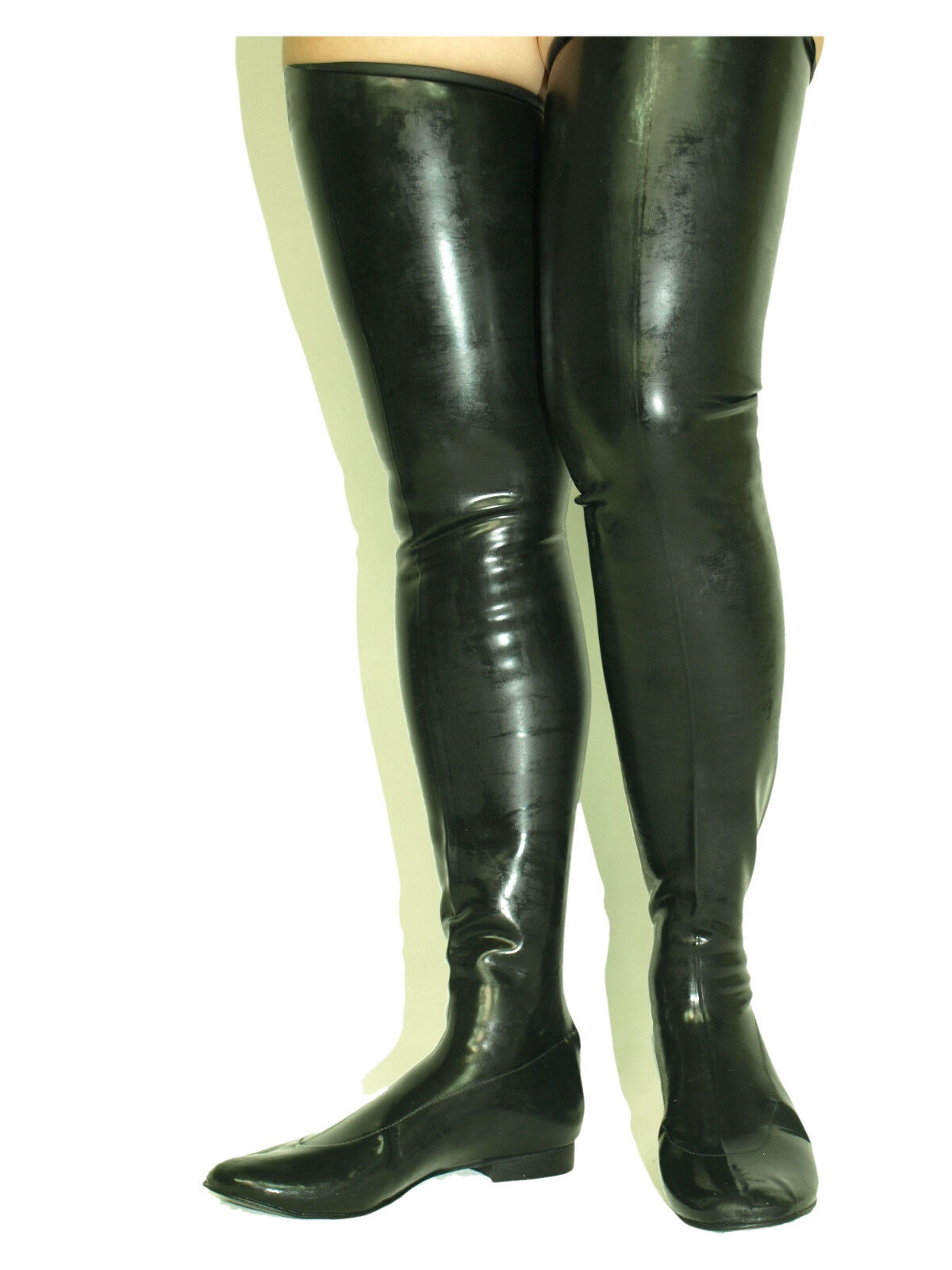 PROMOTIONS LATEX RUBBER Stiefel Größe 5-16 HEELS-0 - - - PRODUCE POLAND 9141a2