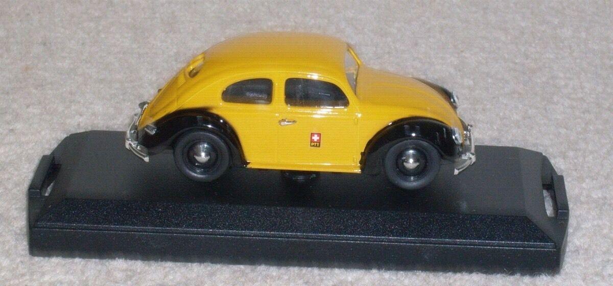 VW BEETLE 1949 POSTES SUISSES VITESSE 408.1   NEW BOXED RARE