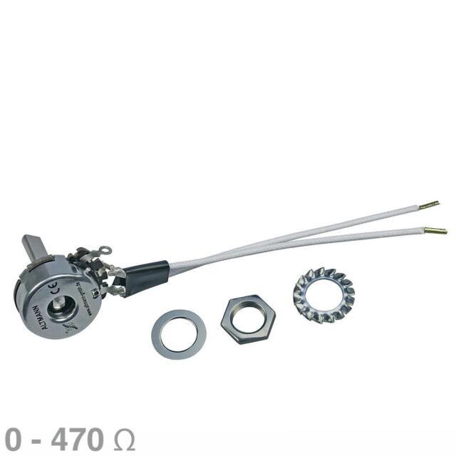 Potentiometer 0-470 Ohm Night Storage Bauknecht Charge Controller LR90 00067191