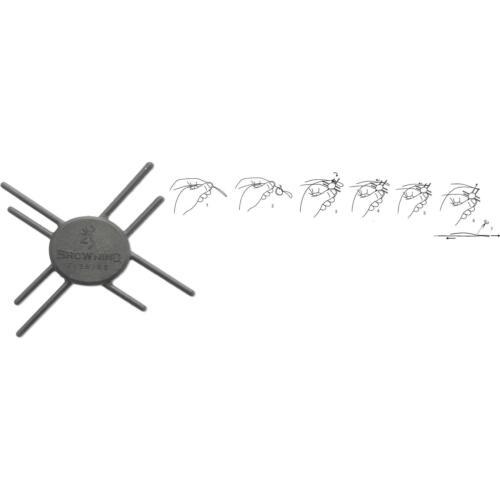 Browning Loop Tyer Schlaufenbinder