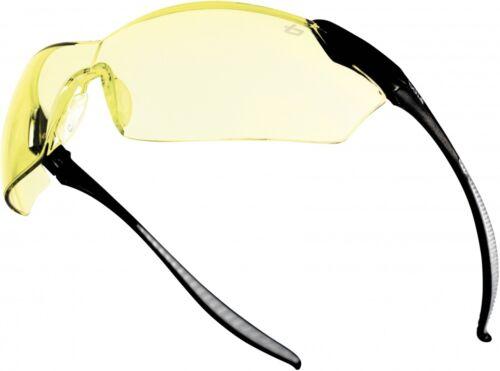 BOLLE Mamba verres de sécurité Spectacles Lentille Jaune mampsj