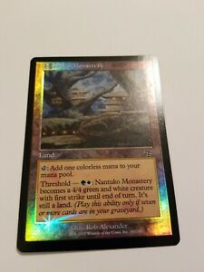 Crosis/'s Catacombs FOIL Planeshift NM Land Uncommon MAGIC MTG CARD ABUGames
