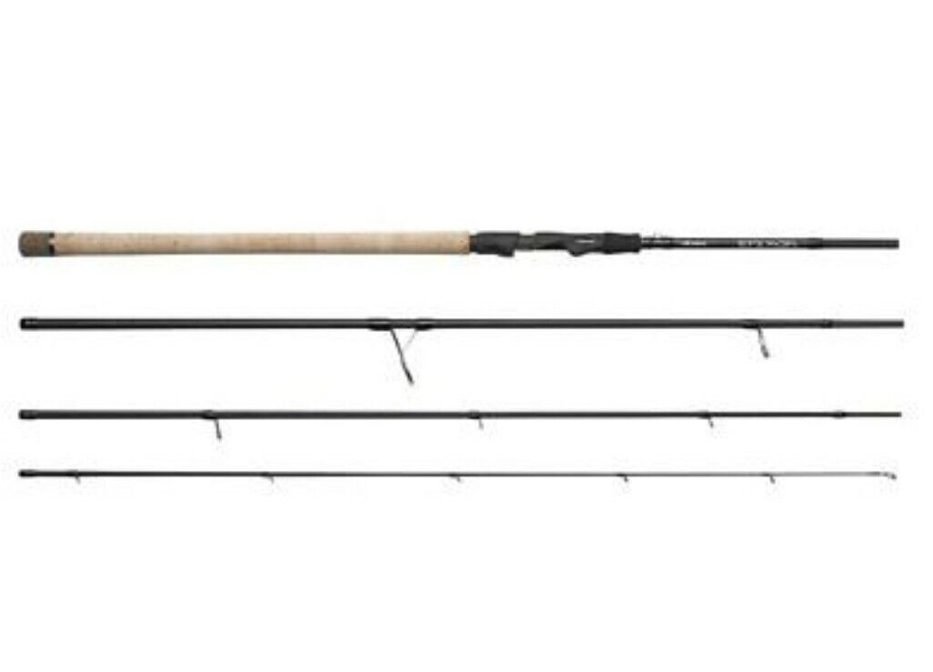 Okuma Epixor 4 Piece Travel Spinning Rod