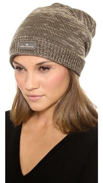 e26d9483037 adidas by Stella McCartney Wintersport Ski Running Beanie Base Hat for sale  online