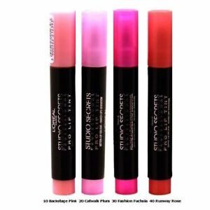 L-039-Oreal-Studio-Secrets-Professional-Lip-Tint-Choose-Your-Color