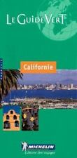 Michelin THE GREEN GUIDE Californie (French)