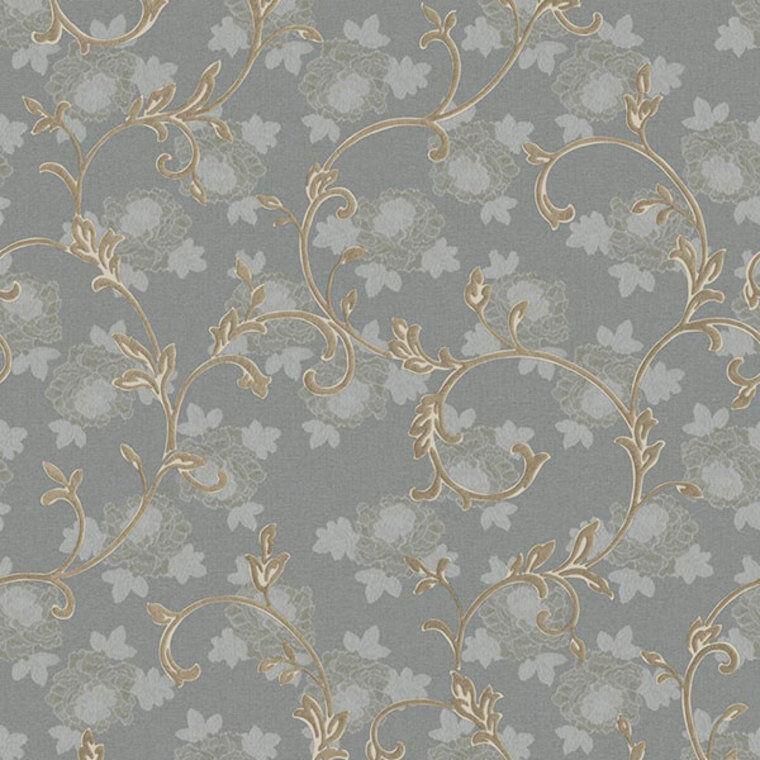 3029 - Italian Classics 3 Multicolour Decorative Floral Stems Galerie Wallpaper
