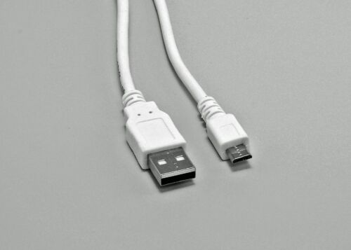 3,0 m USB 2.0 Cable Enchufe tipo a /</> conector tipo Micro B Weiss