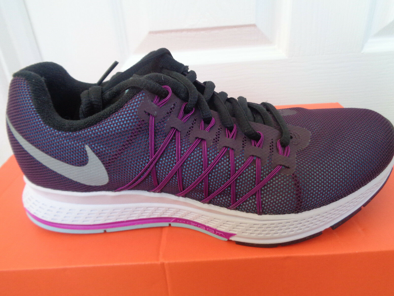 Nike Air Zoom Zoom Zoom pegasus 32 Flash trainers 806577 500 uk 3 eu 36 us 5.5 NEW+BOX b7ce65