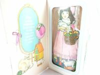 Avon Special Love Sachet Little Girl Shape Nwb