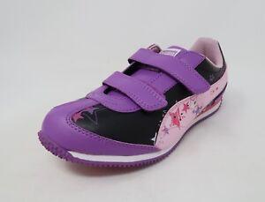 Puma Shoes Speeder Black/Purple Girls