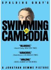 Swimming to Cambodia (DVD, 2013)