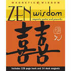 Zen Wisdom: Magnetic Quotes and Proverbs by Daniel Moore (Paperback, 2006)