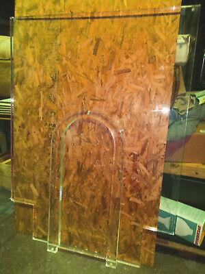Bullet Proof Glass Teller Window 3 Piece Set 52 3 4 Quot X 70