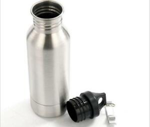 Stainless-Steel-12oz-Cooler-Bottle-Beer-Holder-Double-Wall-Insulation-Hiking