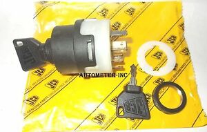 JCB-PARTS-3CX-GENUINE-JCB-IGNITION-SWITCH-WITH-2-KEYS