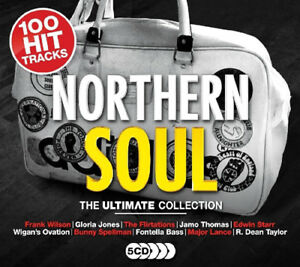 Various-Artists-Northern-Soul-The-Ultimate-Collection-CD-Box-Set-5-discs