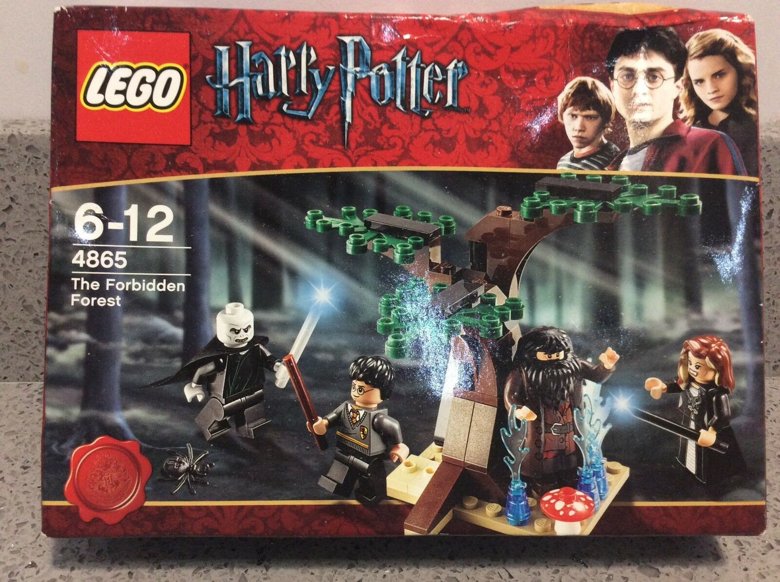 Lego HARRY POTTER The Forbidden Forest - BRAND NEW & SEALED