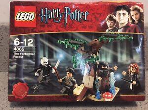 100% Vrai Lego Harry Potter #4865 La Forêt Interdite-brand New & Sealed-afficher Le Titre D'origine