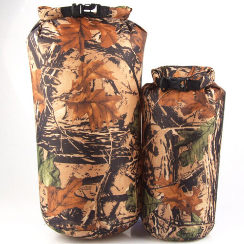 Drybag Tasche Seesack Packsack Wasserdicht Rollbeutel Trockentasche Rucksack DE