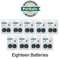 Petsafe Rfa-67d-11 Batteries 6 Volt 9-packages Of 2 Batteries Total 18 Batteries