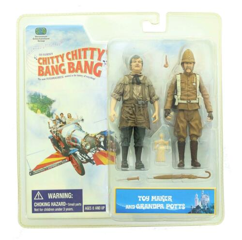 Chitty Chitty Bang Bang Pack de deux Figure Toy Maker /& Papy