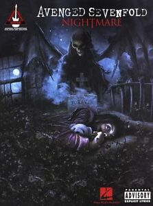 Avenged-Sevenfold-Nightmare-Learn-to-Play-Rock-Metal-Guitar-TAB-Music-Book
