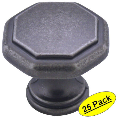 25 Packs-Cosmas Armoire Boutons Poignées /& Bin Tasse Tiroir Tire Cuisine Hardware