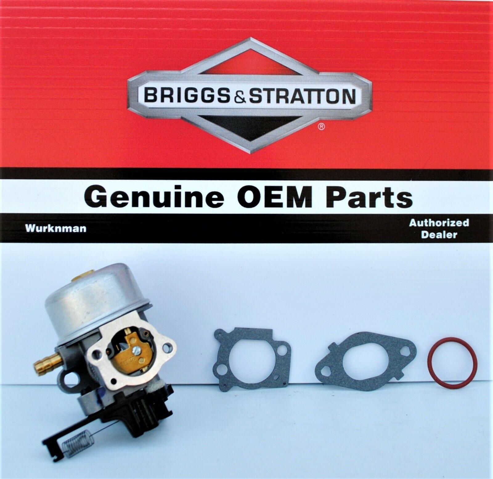 Genuine OEM Briggs Stratton 799447 Kit Del Cocheburador &
