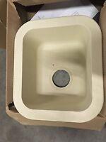 Swanstone Us01513sb.169 Classics 13.5 X 15.5 Undermount Bar Sink
