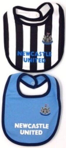 Newcastle United Fc Bebés Cuerpo Cochecito Mono Manga Corta Bebé Crecen Chaleco NUFC Utd