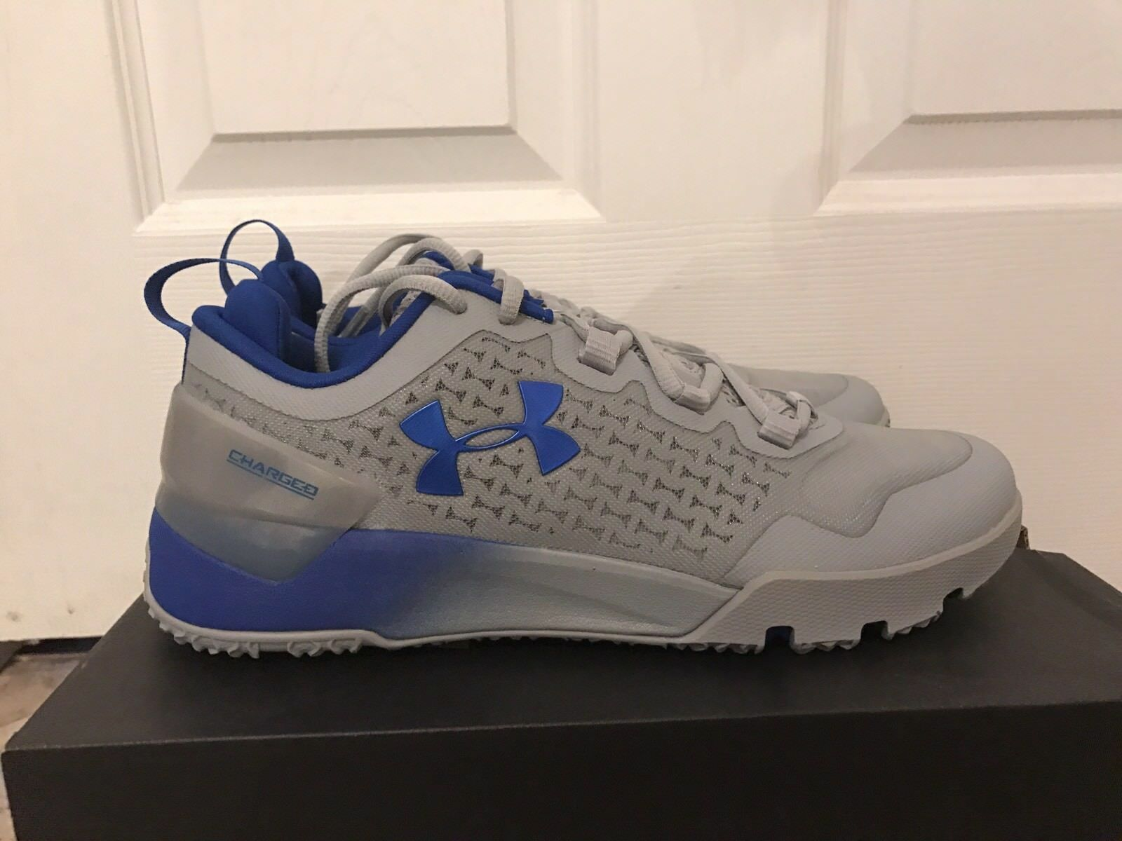 Under Armour 1275331-941 Ultimate  Uomo UA Charged Ultimate 1275331-941 TR Niedrig Overcast Gray/Overcast 00ca65