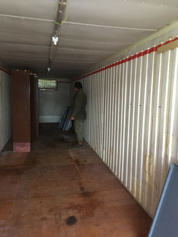 4O FOD  ALU KØLE CONTAINER