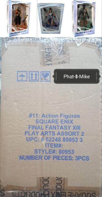 Hope Estheim Action Figure Loose Square Enix Final Fantasy XIII Play Arts Kai