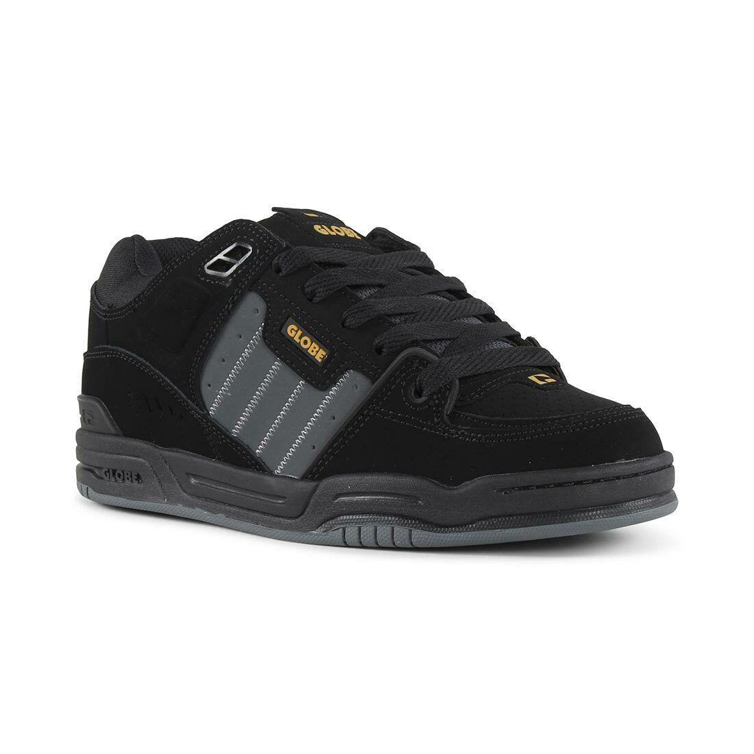 Globe Zapatos-Negro noche Fusion tequila