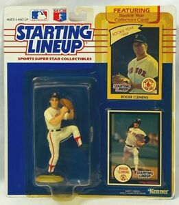 ⚾️ 1990 STARTING LINEUP - SLU - MLB - ROGER CLEMENS - BOSTON RED SOX - 3