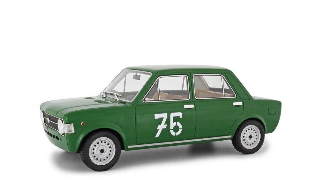 Fiat 128 1° Serie Corsa Della Mendola Eraldo Olivari LAUDORACING 1 18 LM112D1