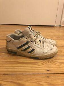Details about Original Adidas STEFAN EDBERG tennis shoes 42 uk8, Vintage 80er 90er, no retro show original title