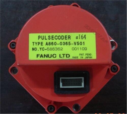 Automation, Antriebe & Motoren 1 Stcke Verwendet Fanuc A860-0365 ...