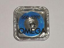 Omega 550 mainspring 551 552 560 561 562 563 564 565 750 751 752 Zugfeder 1208