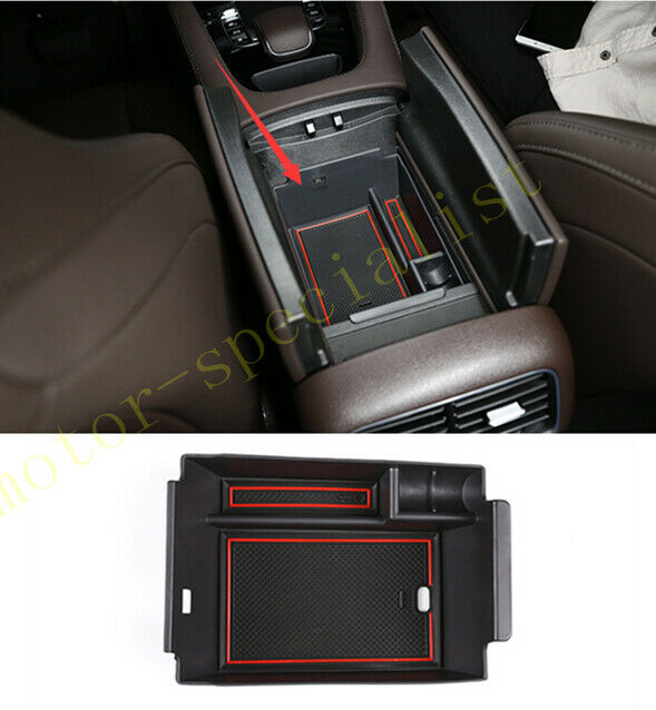 Inner Armrest Console Central Storage Box Cover For Mercedes Benz GLE W167 2020