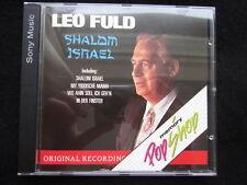 Leo Fuld - Shalom Israel (CD) Neuwertig!