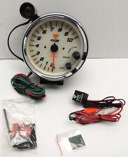 """FAZE COMPETITION TACH 883301 5"""" diameter 10k max rev, w/shift light  # PC-1982"""