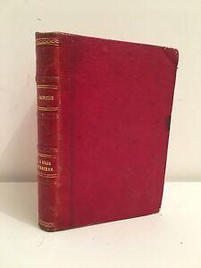 La Bella Vedi E Ses Tre Amanti X. B Saintine L. Ascia 1862