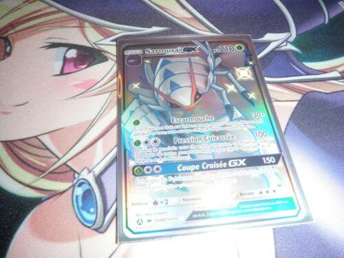 Carte Pokémon Sarmurai GX sv48//sv94 Destinées Occultes 100/% Neuve
